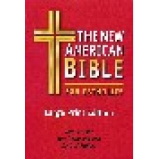 The New American Bible for Catholics Large Print