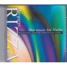 Rizza- Her music for Violin CD