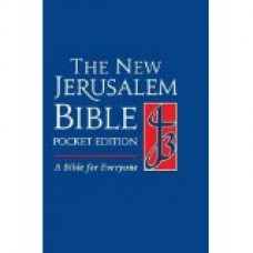 The New Jerusalem Bible; New Testament - pocket ed.