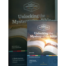 Unlocking the Mystery of the Bible Starter Pack