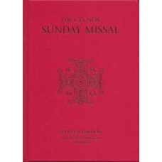 CTS New Sunday Missal Hardback