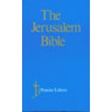 The Jerusalem Bible; Popular Edition